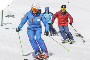 Children's skiing courses in Obertauern