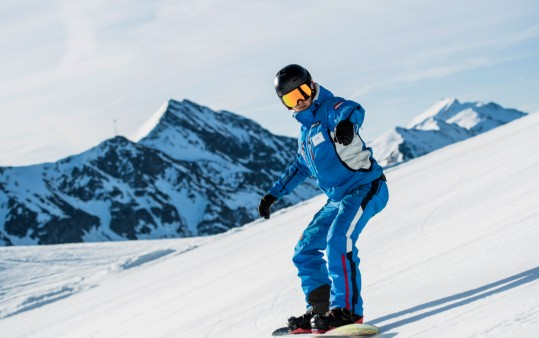 Private lessons with the CSA Grillitsch &Partner Skiing School