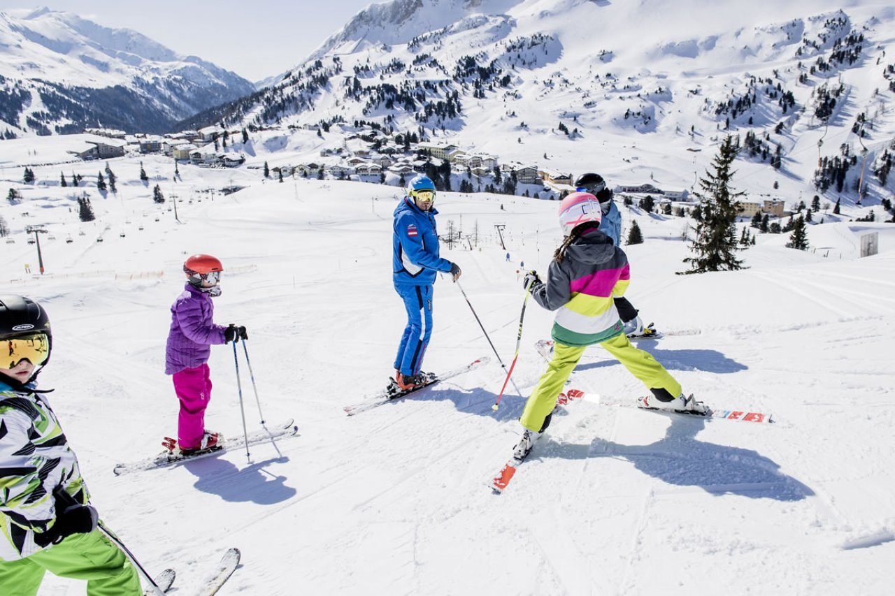 Let's become a skiinstructor!