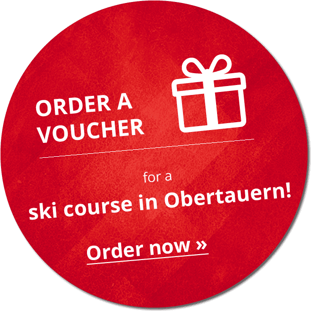 Get a voucher for ski lessons